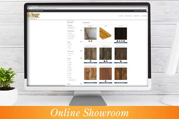Towne Pride Interiors' Online Showroom