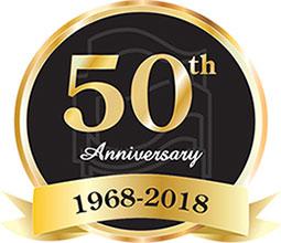 Towne Pride Interiors 50th Anniversary 1968-2018