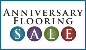 Anniversary Flooring Sale